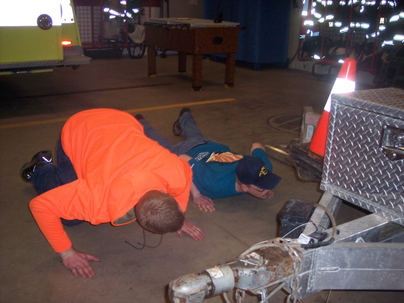 AIR BAG TRAINING